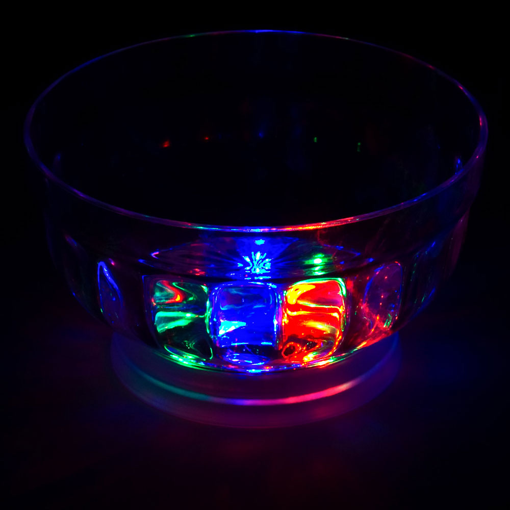 LED Light-Up Flashing Coaster