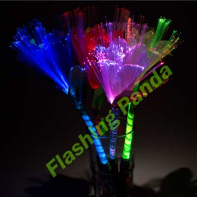 Fiber Optic Flower