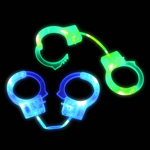 LED Light-Up Hand cuff