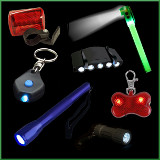 LED Flashlights & Keychains