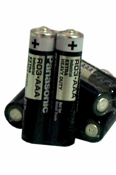 AAA Battery, 4-pack, Generic AAA Batteries
