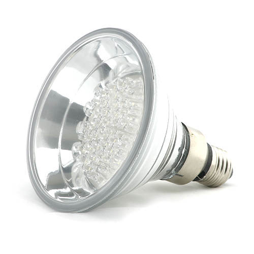 PAR-38 Warm White 70 LED 110V 16K MCD Light Bulb