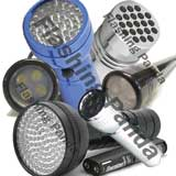 LED Torch Flashlights