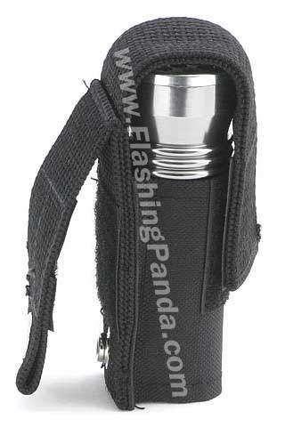 Flashlight Holster - Fits 17 to 21 LED Torch