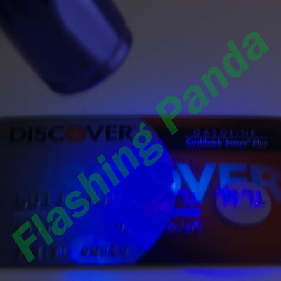 LED UV / Black-light Flashlights
