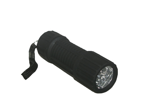 6 LED AAA Torch Flashlight