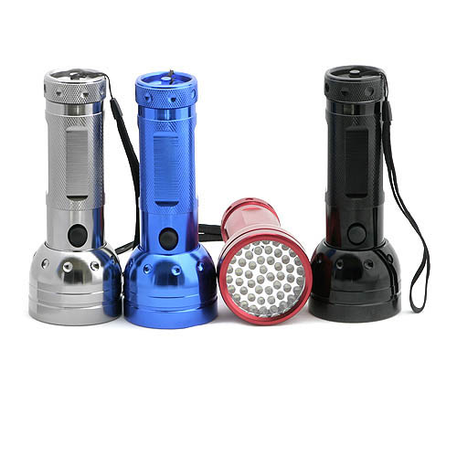 51 LED / 13 LED dual mode 'AA' Torch Flashlight