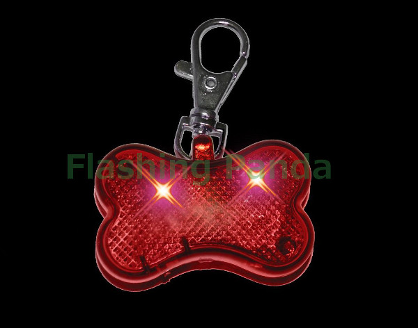 LED Flashing Pet Safety Pendant Light