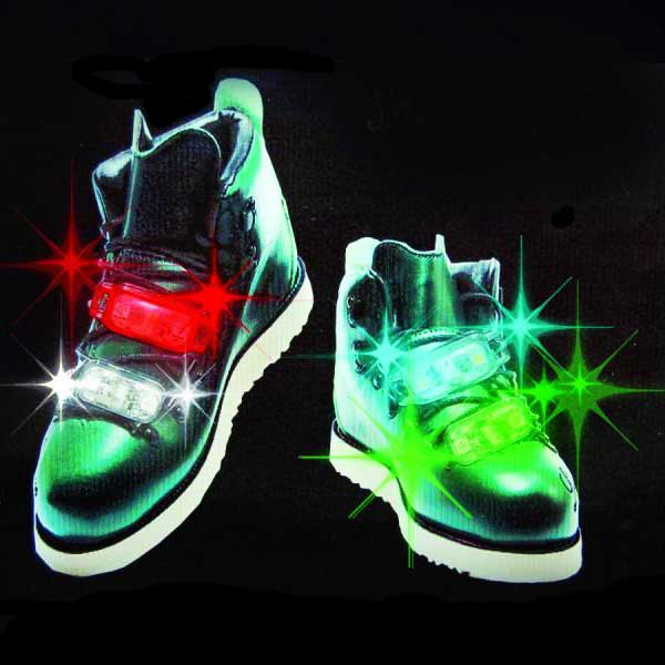 Motion Actived LED Shoelace Sparks